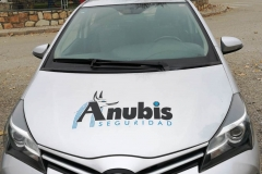 coche anubis frontal